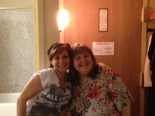 Me and Jen AFTER