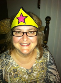 Wonder Woman Auntie Colleen