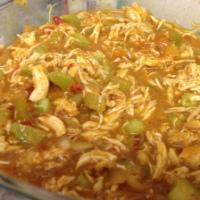 Curry Chicken Salad With Mango Chutney
