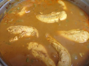 curry chix