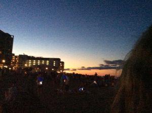 sunsetonthebeach
